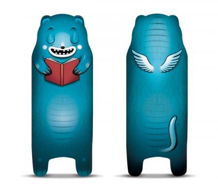 Детские закладки для книг