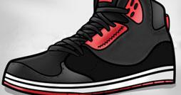 Как нарисовать кроссовки