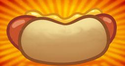 Как нарисовать хот дог