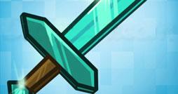 Как нарисовать меч из Майнкрафта