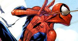 Найди отличия - Человек паук