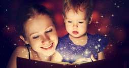 С какого возраста читать ребенку сказки