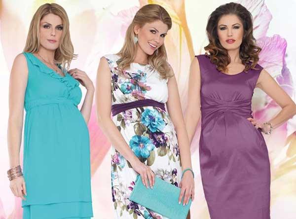 Как правильно выбрать платье для беременных