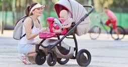 Выбираем самый лучший транспорт для новорожденного