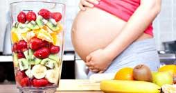 Полезные и вредные фрукты для беременных