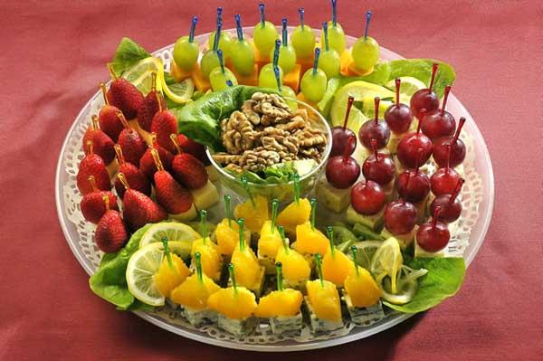 Какие можно приготовить блюда из фруктов
