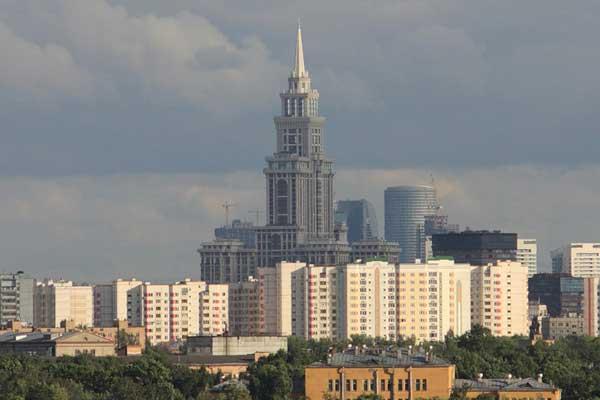 Войковский район
