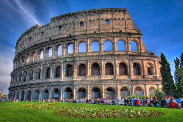 Рим за один день