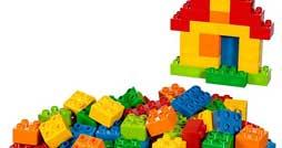 Конструируем вместе с Lego Duplo