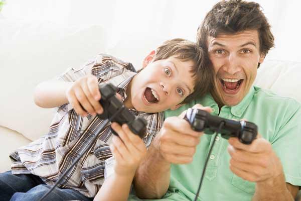 В какие игры любят играть мужчины
