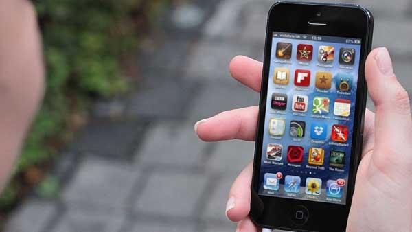 В какие игры играют дети на айфоне