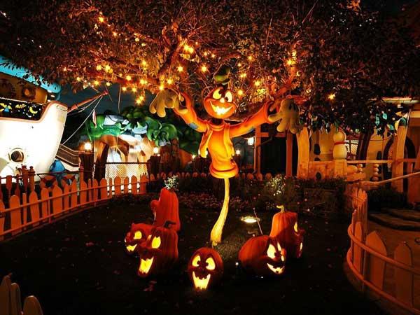 Какой выбрать костюм на хэллоуин
