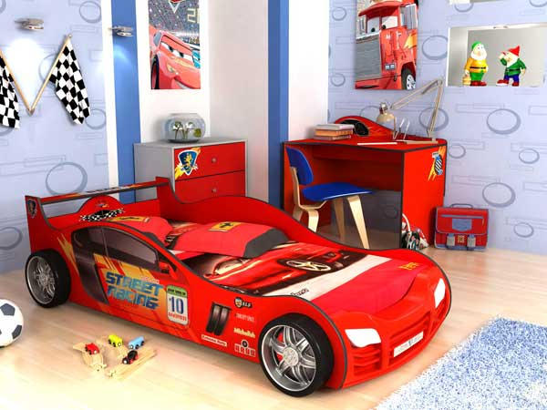 Какую кровать выбрать ребенку в 3 года
