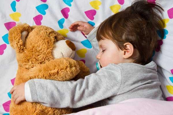 ЧКакую лучше выбрать ребенку игрушку для сна