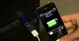 Зарядка для телефона портативная