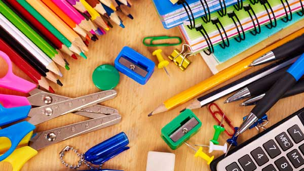Какие канцелярские товары нужны для детского сада
