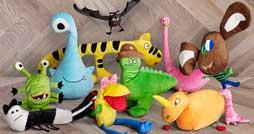 Какие игрушки любят мальчики и девочки