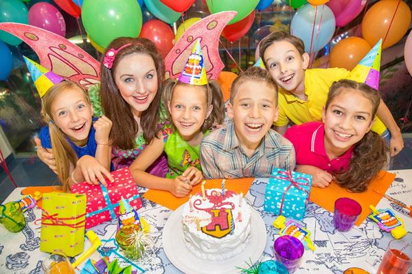 Как сделать день рождения ребенка
