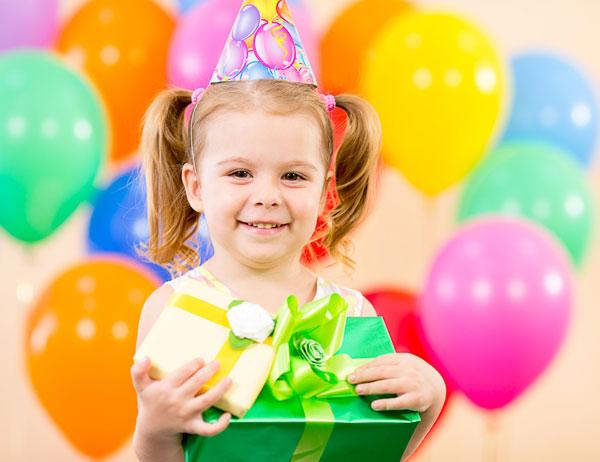 Какие воздушные шары выбрать ребенку