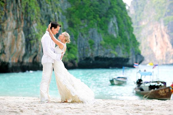 Свадьба в другой стране