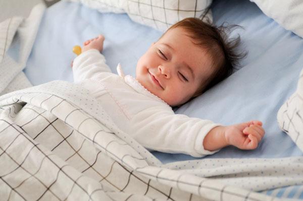 Как обеспечить ребенку крепкий и здоровый сон