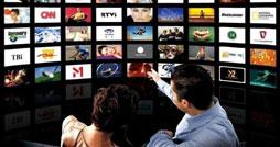 Какие зарубежные телеканалы самые популярные
