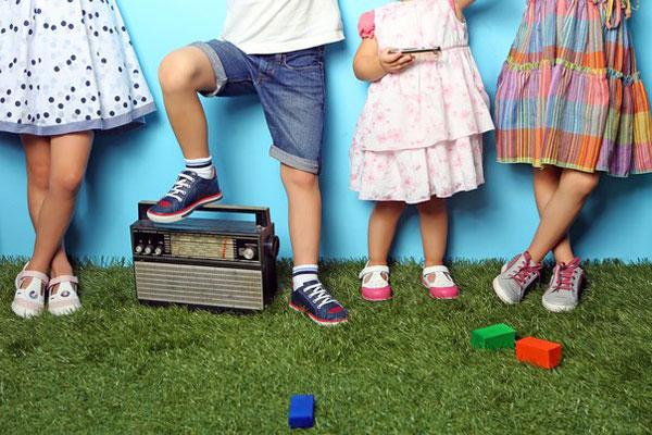 Как правильно выбирать обувь для детей