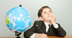 Как выбрать глобус для школьника