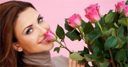 Какие цветы выбрать девушке