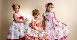 Как выбрать нарядное платье для девочки