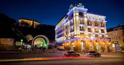 гостиницы в Киеве