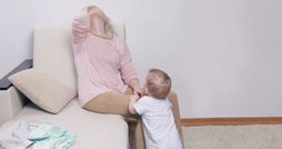 Как бороться с эмоциональным выгоранием мамам