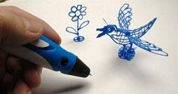 Что такое 3D ручка