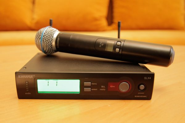radiomicrofon
